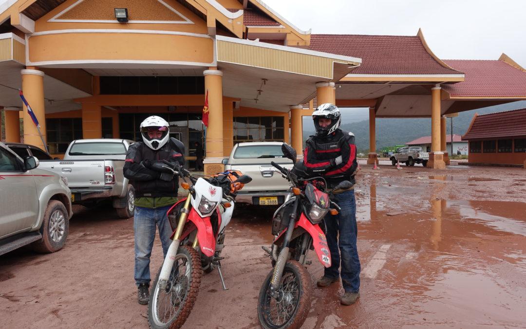 Motorbike tour 5 weeks